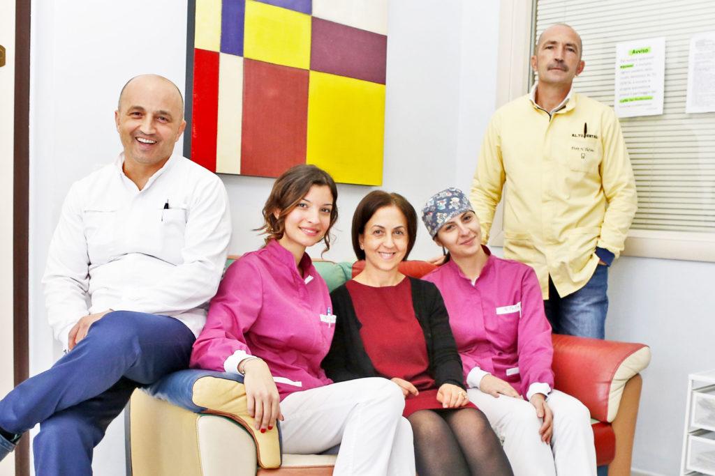 Il team del nostro studio